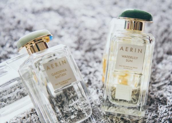 Aerin perfume branding
