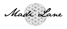 Madi Lane Bridal Logo